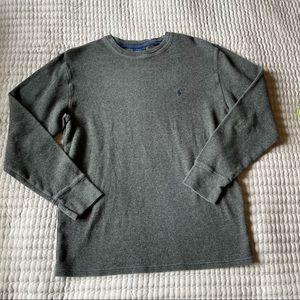 Polo by Ralph Lauren Sleepwear Long Sleeve Shirt